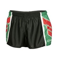 South Sydney Rabbitohs Hero Rugby League NRL Footy Shorts (Mens + Kids Sizes)