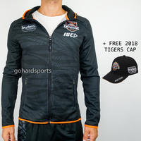 Wests Tigers 2019 NRL ISC Men's Team Hoody (Sizes S - 3XL) + FREE CAP
