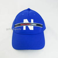 Nautica N1983 Dri-fit Cap in Blue
