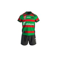 South Sydney Rabbitohs 2019 NRL ISC Toddler Jersey Set (Sizes 0 - 4)