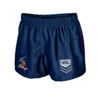 Melbourne Storm 2019 NRL Men's Classic Supporters Shorts (S- 5XL)