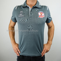 Sydney Roosters 2018 NRL Premiers Polo Shirt (Sizes S - 5XL) *ON SALE NOW*