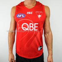 Sydney Swans 2018 AFL Men's Training Guernsey (Sizes S - 3XL) ***BNWT***
