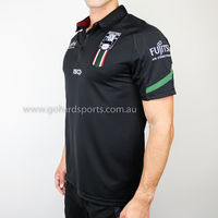 South Sydney Rabbitohs 2018 NRL Men's Players Polo Shirt *BNWT* (Sizes S - 3XL)