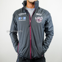 Manly Sea Eagles 2018 NRL Mens Wet Weather Jacket (Sizes S - L) *ON SALE NOW*